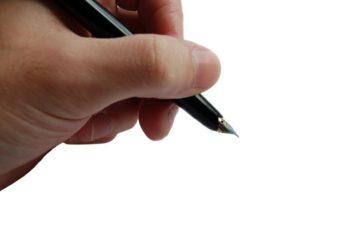 Podpis na živnosti