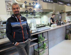 Luboš Blaho z Foodstock-Firmáreň.sk