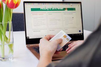 elektronický občiansky preukaz vybavenie